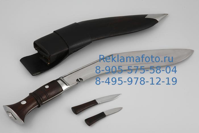 Предметная фотосъемка ножей