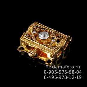 предметная фотосъемка ювелирных изделий и бижутерии